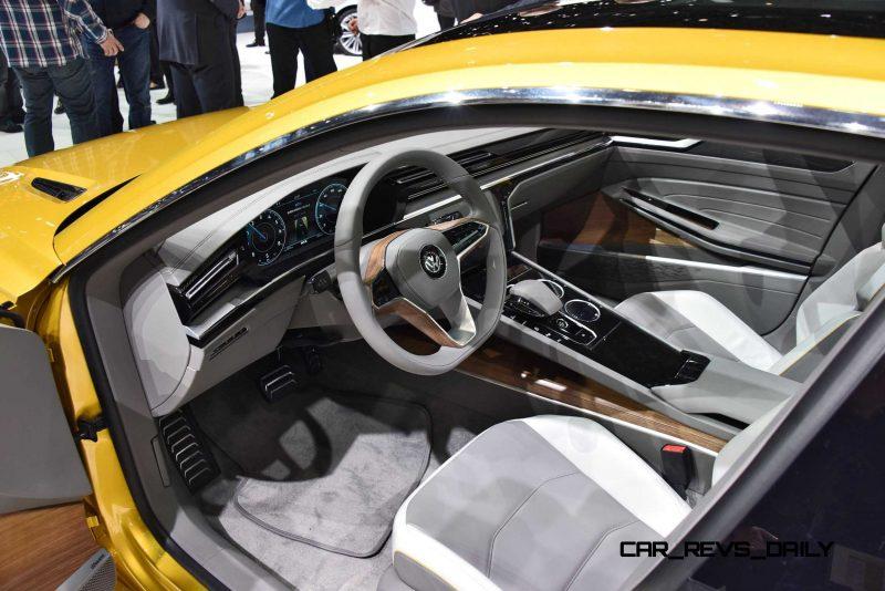 2015 Volkswagen Sport Coupe Concept GTE 14