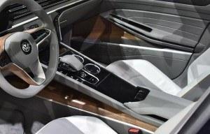 2015 Volkswagen Sport Coupe Concept GTE 15