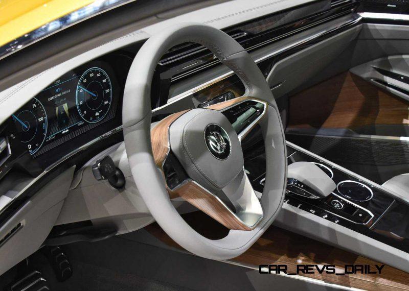 2015 Volkswagen Sport Coupe Concept GTE 18