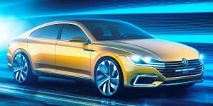 2015 Volkswagen Sport Coupe Concept GTE 3