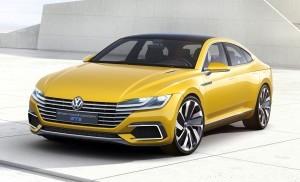 2015 Volkswagen Sport Coupe Concept GTE 6