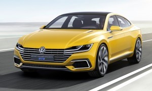 2015 Volkswagen Sport Coupe Concept GTE 8