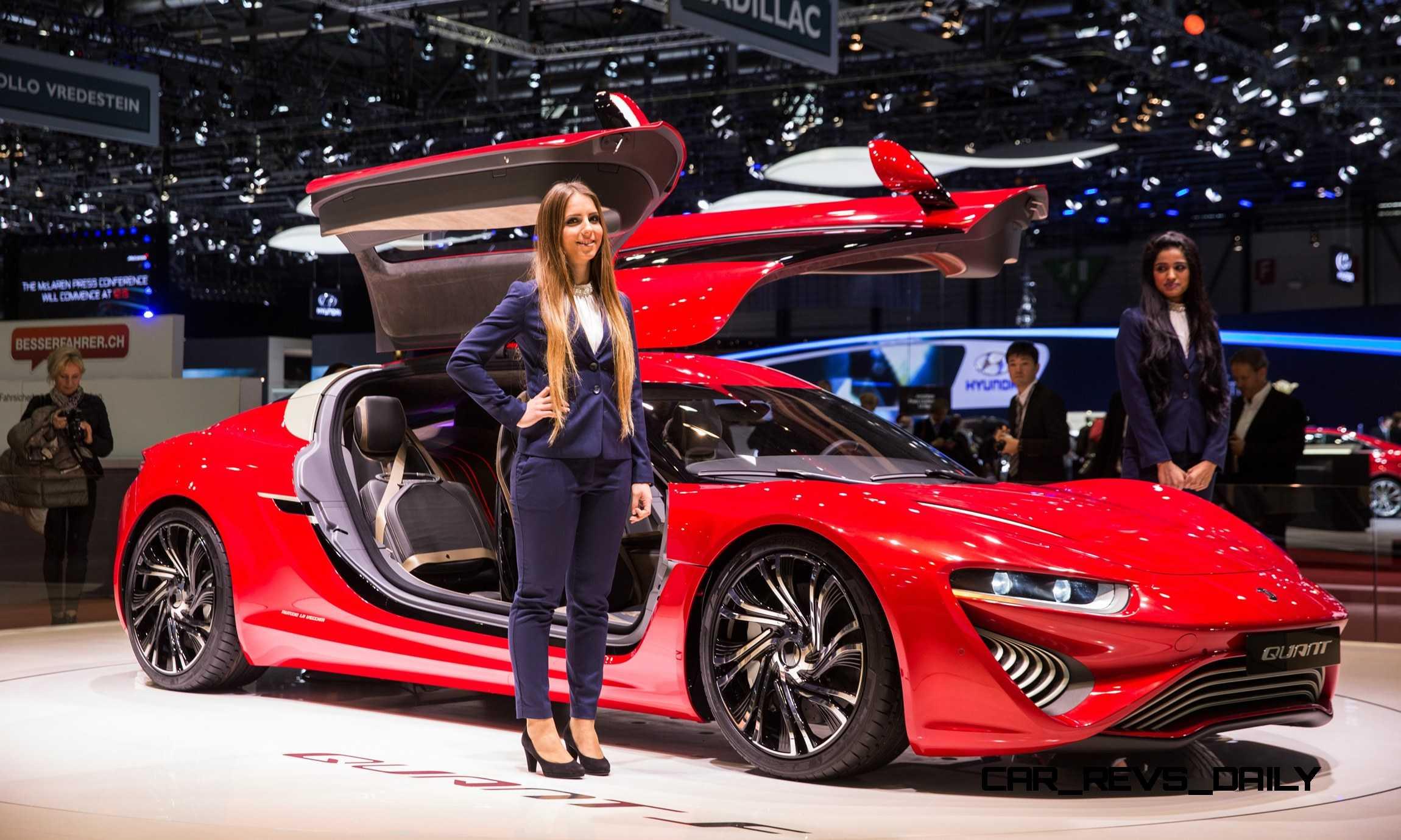Quant F Electric Car Price
