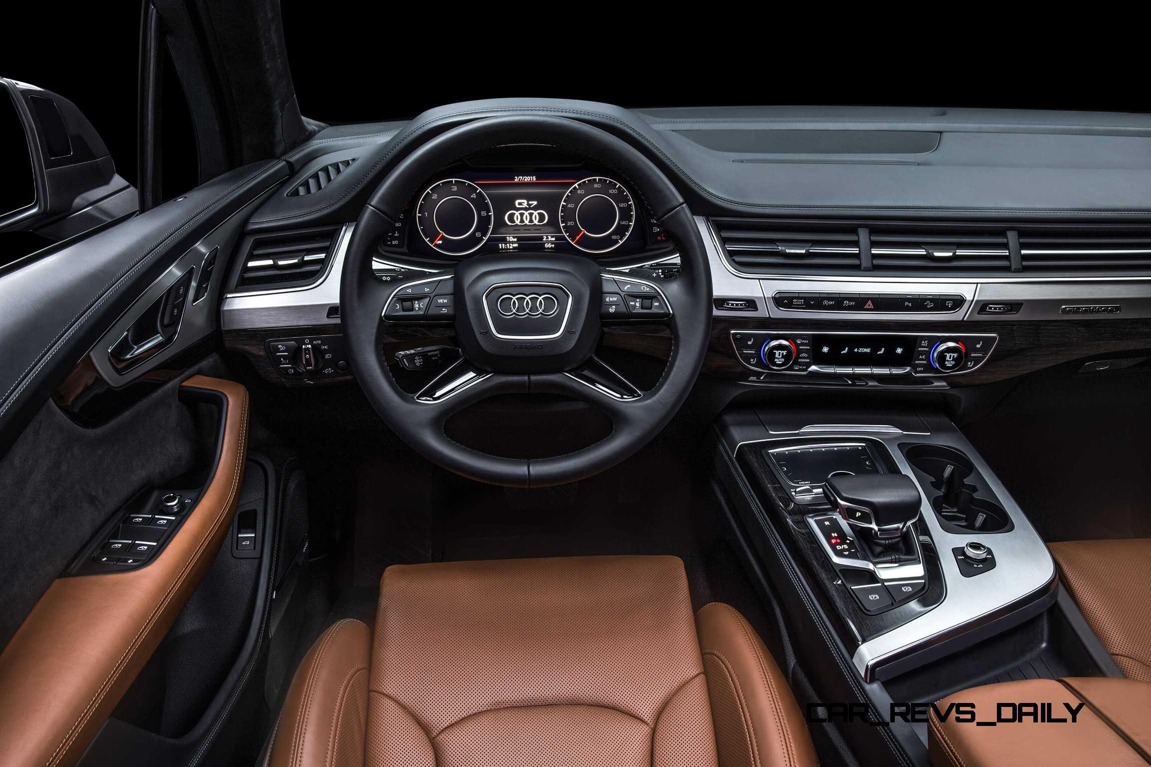 2016 Audi Q7 Interior 2