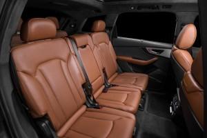 2016 Audi Q7 Interior 9