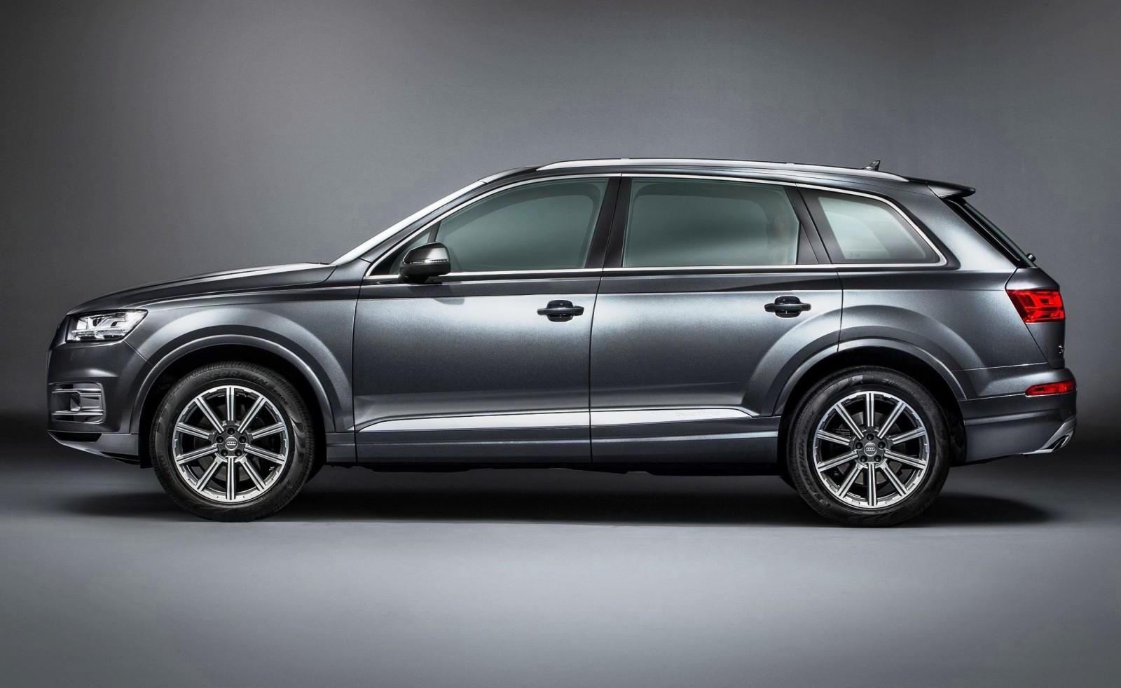 Audi 2016 audi q7 : 2016 Audi Q7 e-tron 4