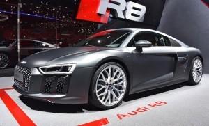 2016 Audi R8 V10 4