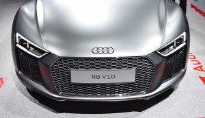 2016 Audi R8 V10 7
