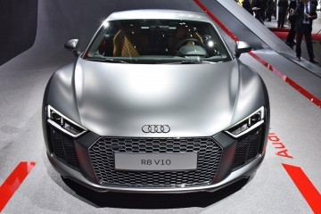 2016 Audi R8 V10 Headlines Geneva Show With New R8 LMS GT3 Racecar