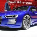 2016 Audi R8 e-tron Revealed In Geneva - 3.9s EV Is Only Rear-Drive R8