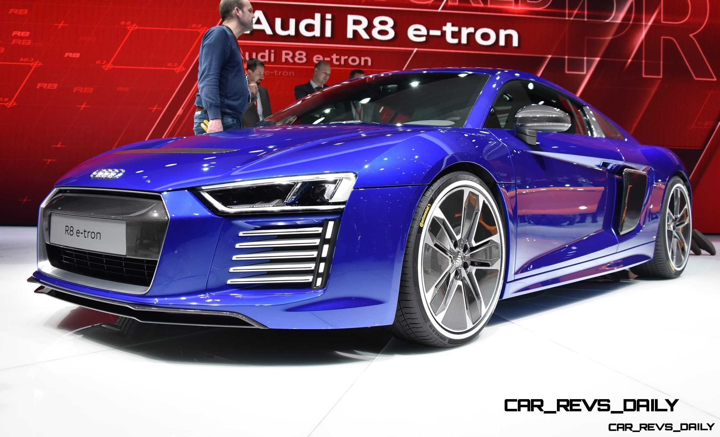 2016 Audi R8 e-tron 2