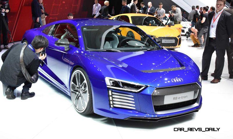 2016 Audi R8 e-tron 8