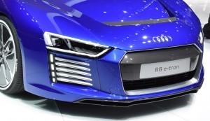 2016 Audi R8 e-tron 9