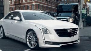2016 Cadillac CT6 24