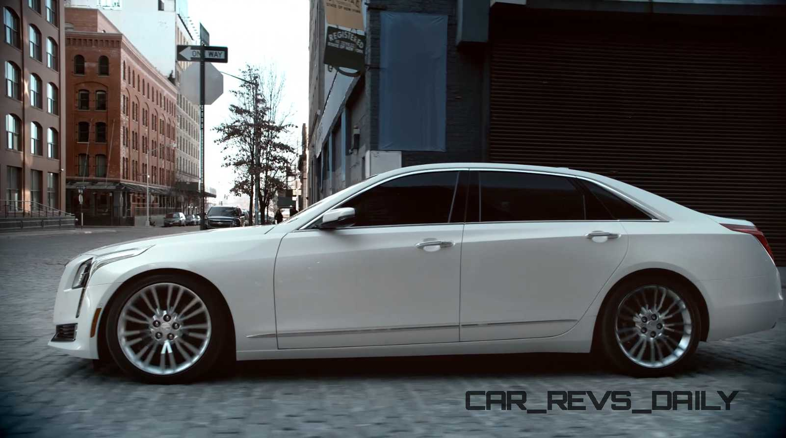 2016 Cadillac CT6 Colors