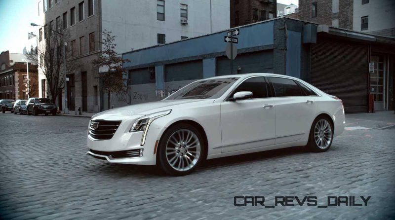 2016 Cadillac CT6 38