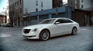 2016 Cadillac CT6 39