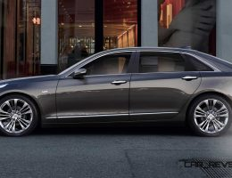 2016 Cadillac CT6 – $75k Flagship World Premiere 60 Images From Brooklyn