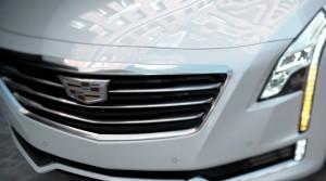 2016 Cadillac CT6 8