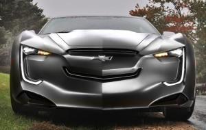 2016 Chevrolet Camaro RENDERING 5