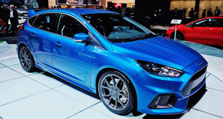 2016 Ford Focus RS 1