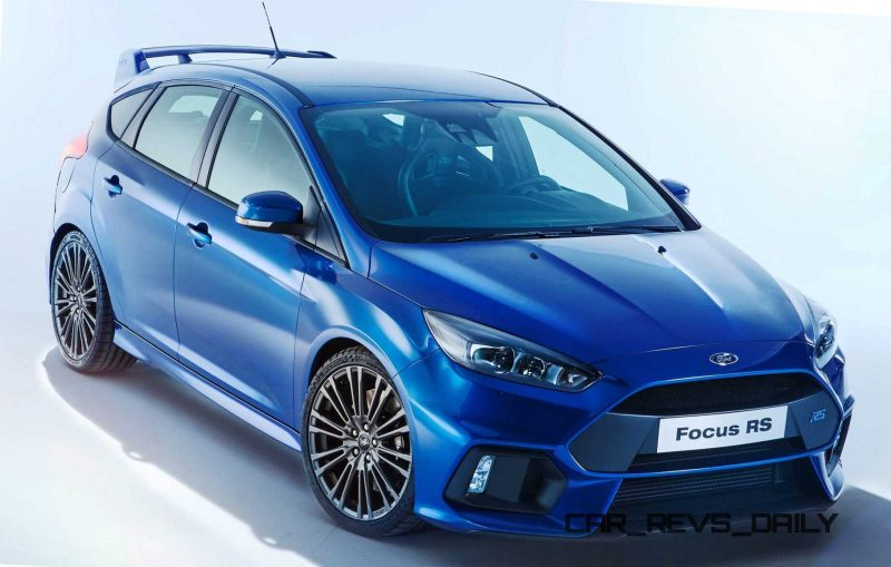 2016 Ford Focus RS 16