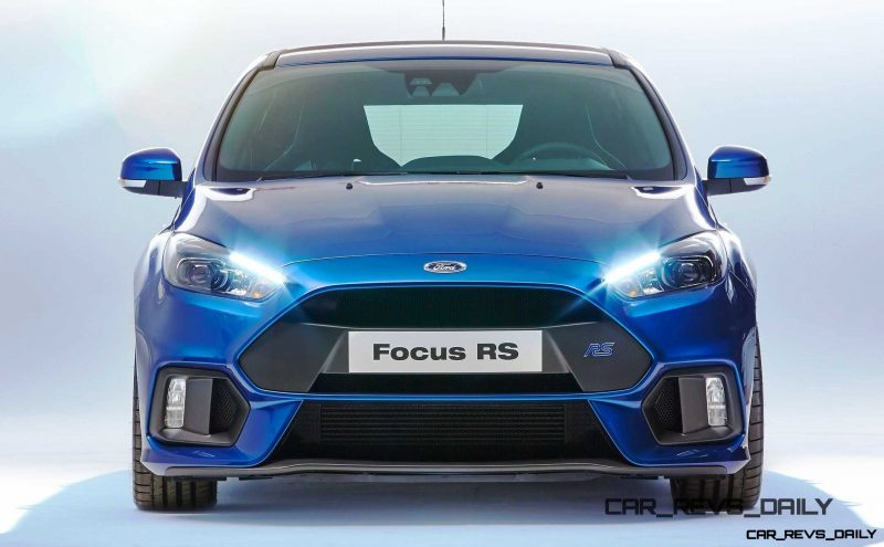 2016 Ford Focus RS 22