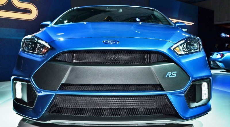 2016 Ford Focus RS 24