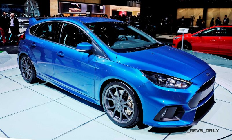 2016 Ford Focus RS 8