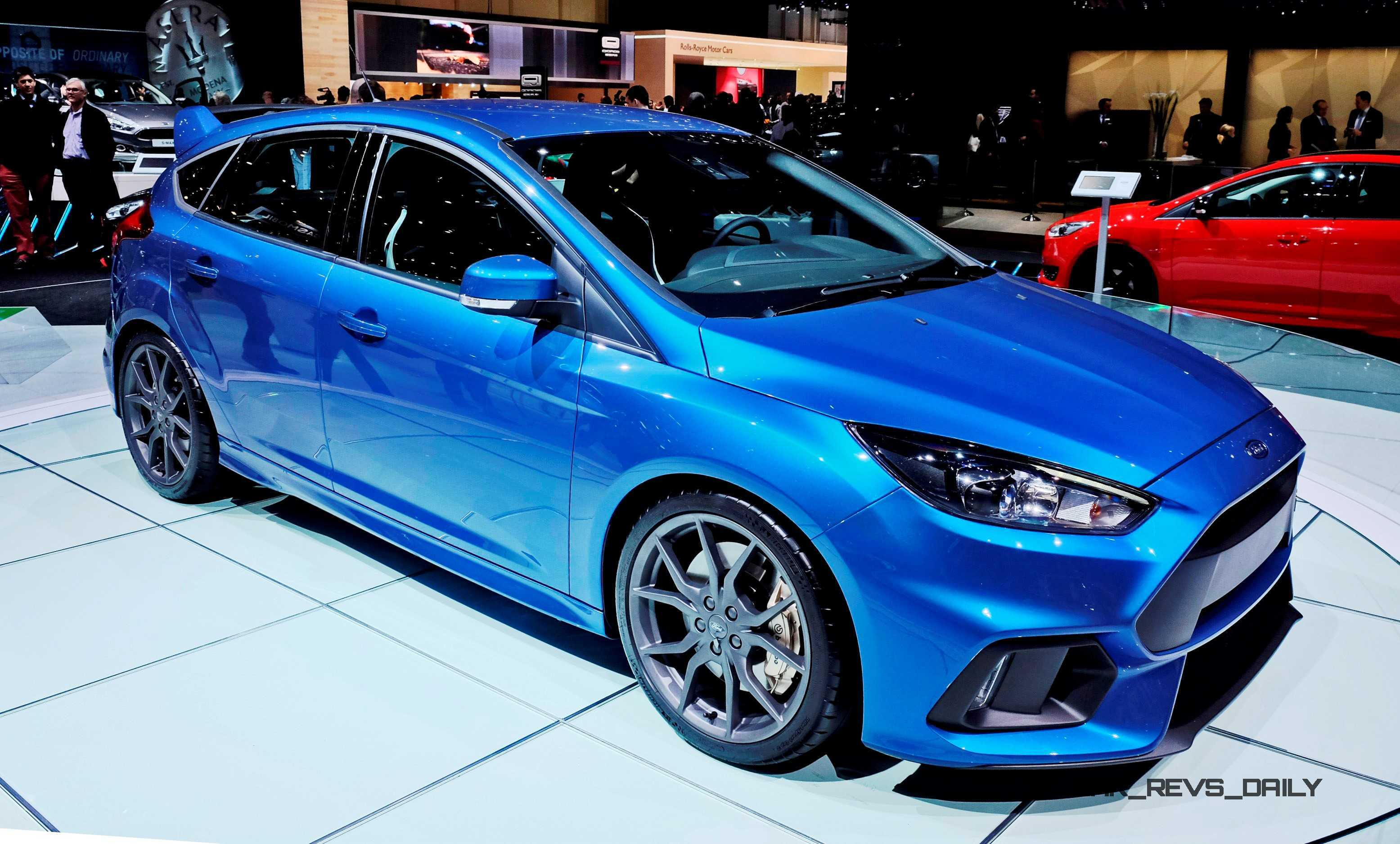 2016 ford focus rs usa. Black Bedroom Furniture Sets. Home Design Ideas