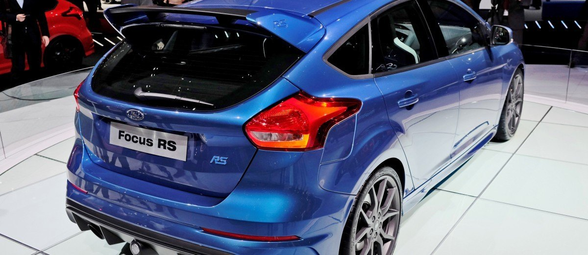 2016 Ford Focus RS 9