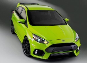 2016 Ford Focus RS - Digital Colorizer 12