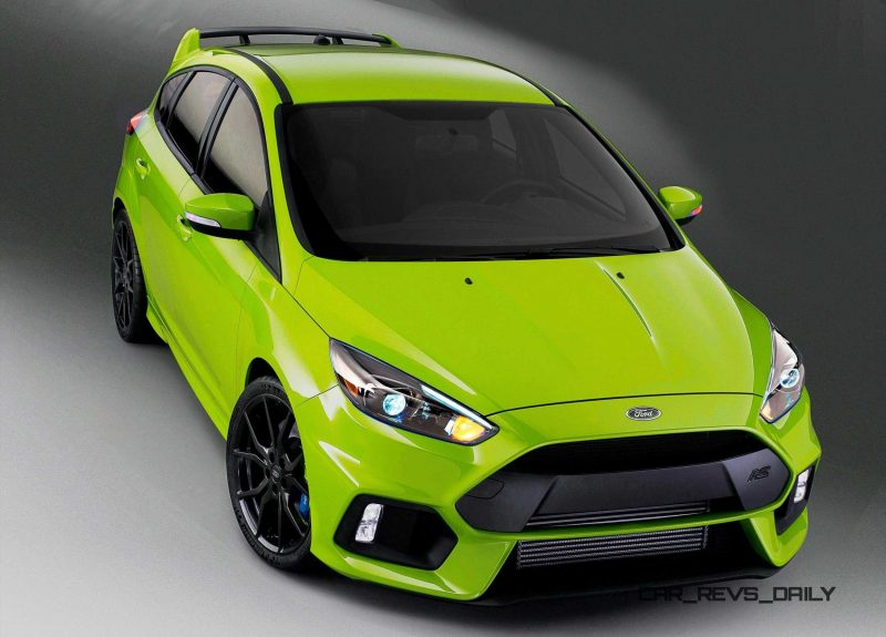 2016 Ford Focus RS - Digital Colorizer 13