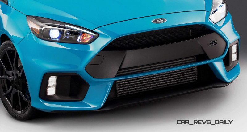 2016 Ford Focus RS - Digital Colorizer 20
