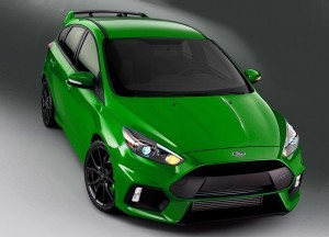 2016 Ford Focus RS - Digital Colorizer 2