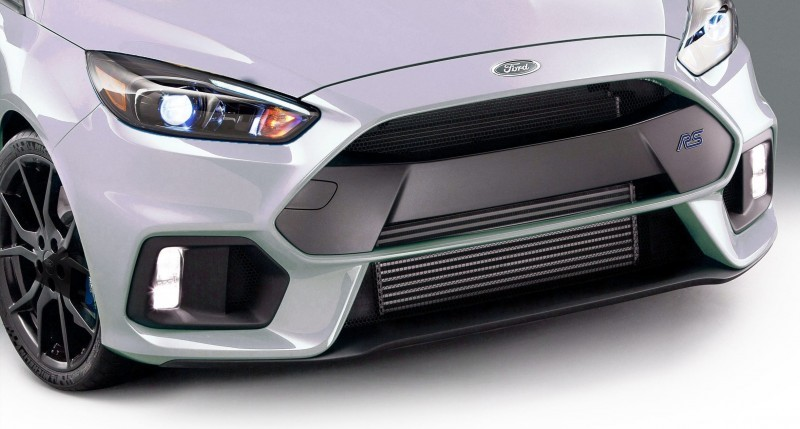 2016 Ford Focus RS - Digital Colorizer 21