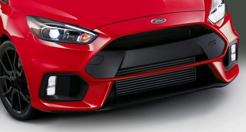 2016 Ford Focus RS - Digital Colorizer 25