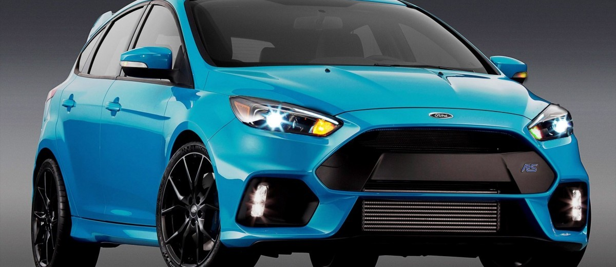 2016 Ford Focus RS - Digital Colorizer 27