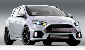 2016 Ford Focus RS - Digital Colorizer 28