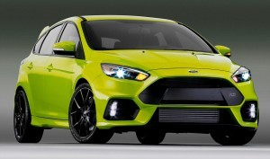 2016 Ford Focus RS - Digital Colorizer 29