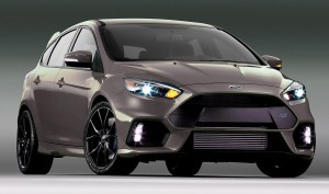 2016 Ford Focus RS - Digital Colorizer 30