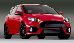 2016 Ford Focus RS - Digital Colorizer 32