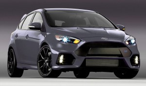 2016 Ford Focus RS - Digital Colorizer 33