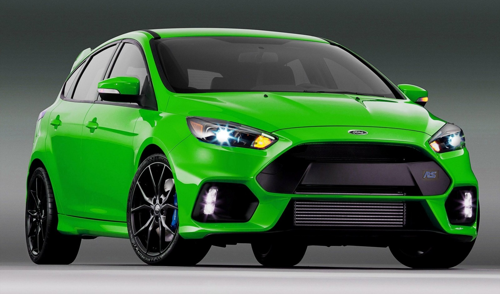 2016 ford focus rs digital colorizer. Black Bedroom Furniture Sets. Home Design Ideas