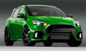2016 Ford Focus RS - Digital Colorizer 37