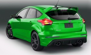 2016 Ford Focus RS - Digital Colorizer 40