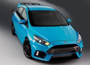 2016 Ford Focus RS - Digital Colorizer 4