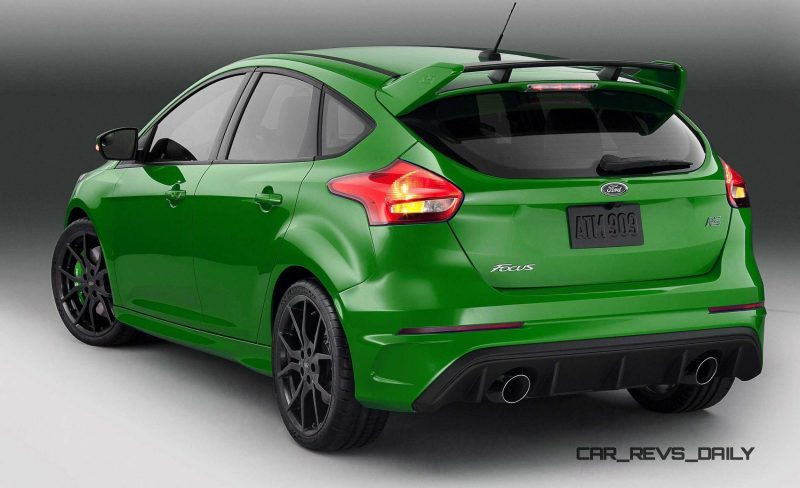 2016 Ford Focus RS - Digital Colorizer 42