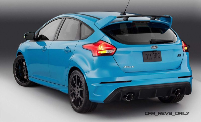 2016 Ford Focus RS - Digital Colorizer 43