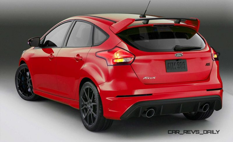 2016 Ford Focus RS - Digital Colorizer 48